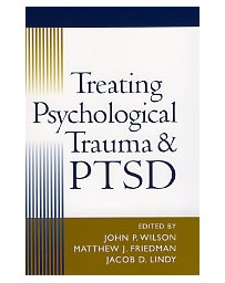 Treating Psychological Trauma - PTSD    paperback