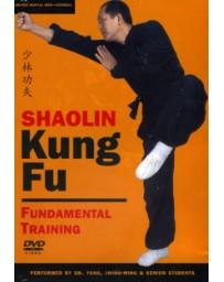 Shaolin Kung Fu - Fundamental Training  (DVD)