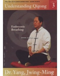 Understanding Qigong 3 -  Embryonic Breathing (DVD)