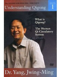 Understanding Qigong 1 - What is Qigong, The Human Qi Circulatory System (DVD)
