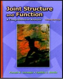 Joint Structure and Functions - A Comprehensive Analysis   3rd edition