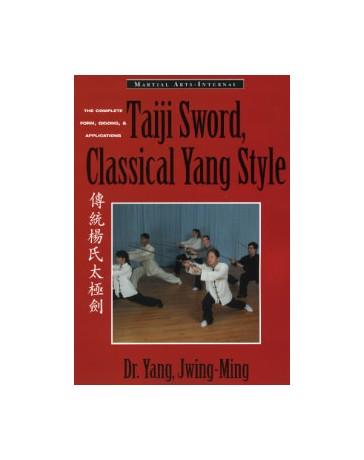Taiji Sword, Classical Yang Style