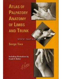 ATLAS OF PALPATORY ANATOMY OF LIMBS AND TRUNK HC