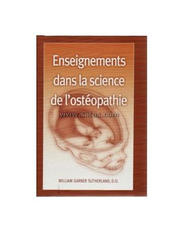 Enseignements dans la science de l'ostéopathie