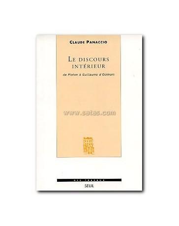 Le discours intérieur - De Platon à Guillaume d'Ockham