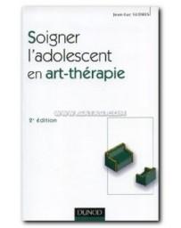 Soigner l'adolescent en art-thérapie  2ème édition
