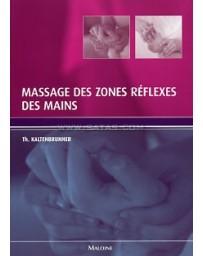 Massage des zones réflexes des mains