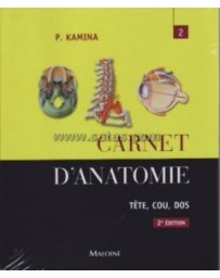 CARNET D'ANATOMIE - TOME 2