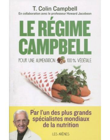 Le régime Campbell par une alimentation 100% végétale