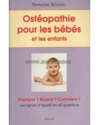 Ostéopathie pour les bébés