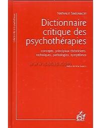 Dictionnaire critique des psychothérapies
