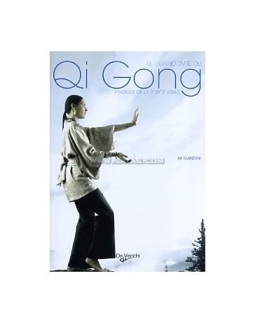 Le grand livre du qi gong - Pratique de la force vitale