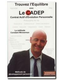 Trouvez l'équilibre avec le CADEP - Contrat Actif d'Evo