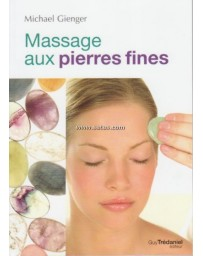 Le massage aux pierres fines