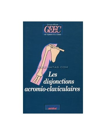 Les disjonctions acromio-claviculaires
