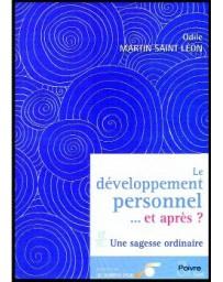 Le développement personnel... et après?