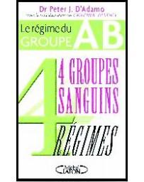 4 groupes sanguins, 4 régimes - Le régime du groupe AB