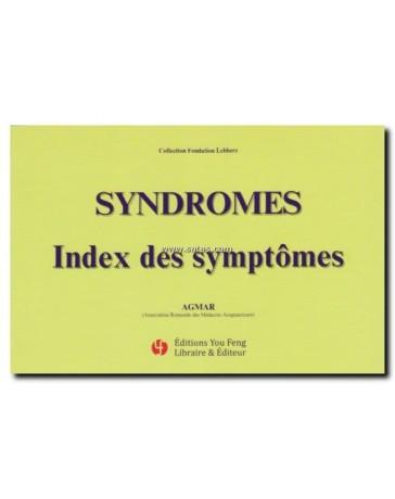 Syndrômes - Index des symptômes