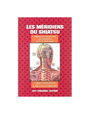 Les méridiens du Shiatsu