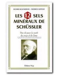 LES 12 SELS MINERAUX DE SCHUESSLER