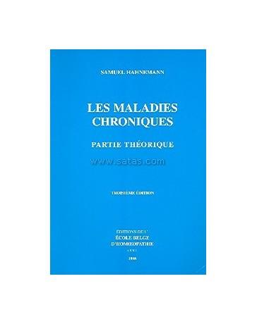 Les maladies chroniques. Partie théorique. (3e Ed.)
