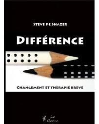 Différence - Changement et thérapie brève
