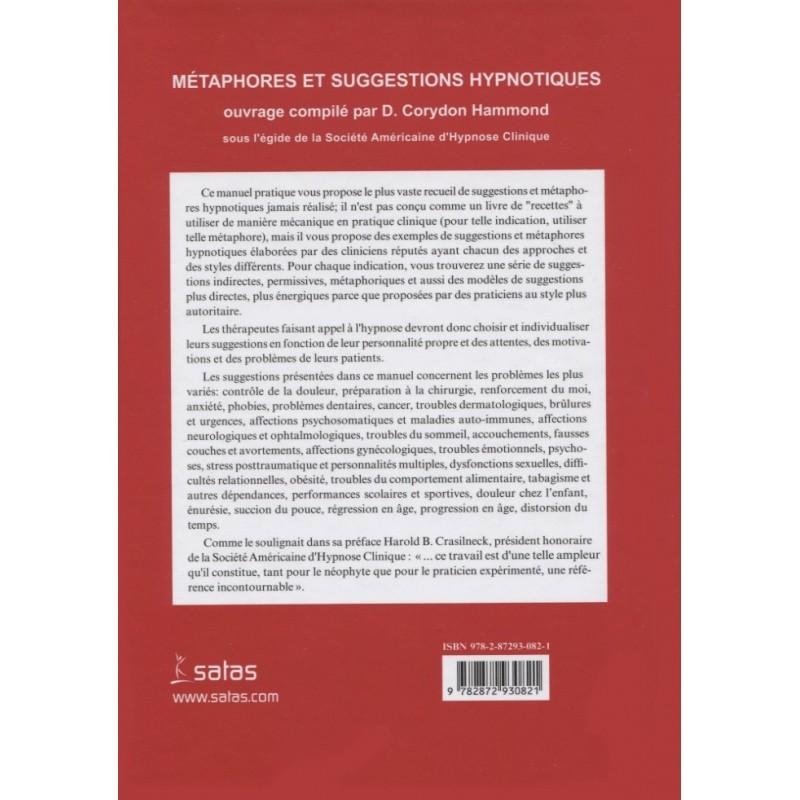 METAPHORES ET SUGGESTIONS HYPNOTIQUES GRATUITEMENT