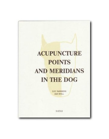 Acupuncture Points and Meridians in the Dog (7 Charts)