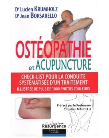 Ostéopathie et Acupuncture - Check-list pour la conduite systématisée d'un traitement