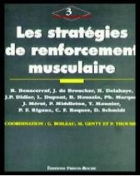 Les stratégies de renforcement musculaire