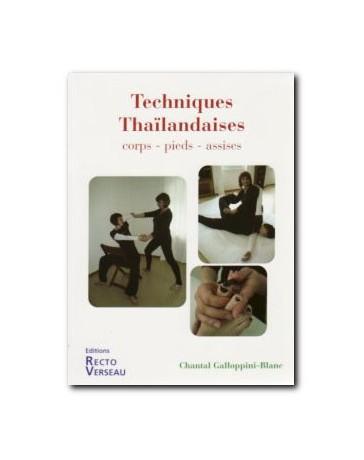 Techniques thaïlandaises.
