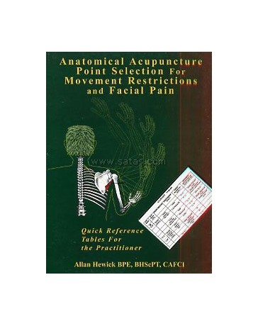 Anatomical Acupuncture Points Selection for Movement Restrictions and Facial Pain