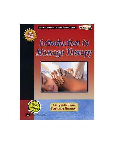 Introduction to Massage Therapy (+ DVD and CD-ROM)