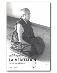 La méditation. Conseils aux débutants