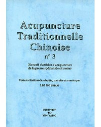 Acupuncture traditionnelle chinoise n° 03