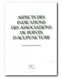 Aspects des indications des associations de points d'acupuncture