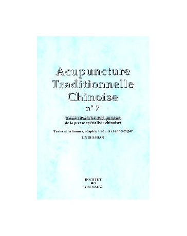 Acupuncture traditionnelle chinoise n° 07