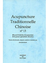 Acupuncture traditionnelle chinoise n° 13