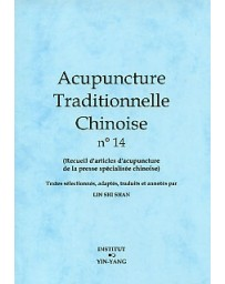 Acupuncture traditionnelle chinoise n° 14