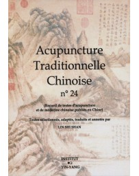 Acupuncture traditionnelle chinoise n° 24
