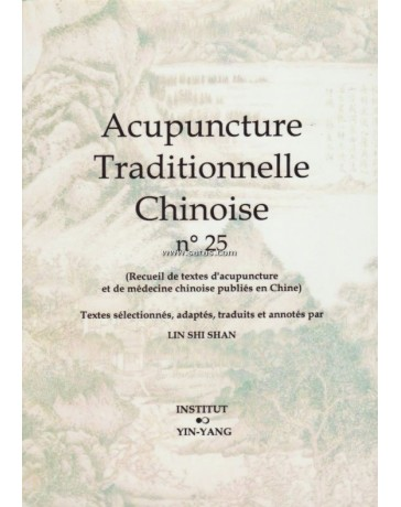 Acupuncture traditionnelle chinoise n° 25