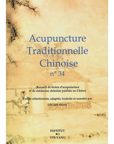 Acupuncture traditionnelle chinoise n° 34