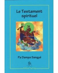 LE TESTAMENT SPIRITUEL
