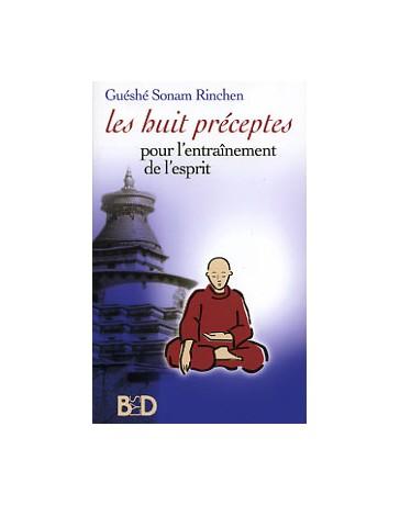 Les huit préceptes pour l'entraînement de l'esprit