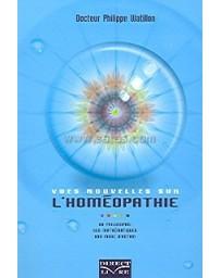 Vues nouvelles sur l'homéopathie