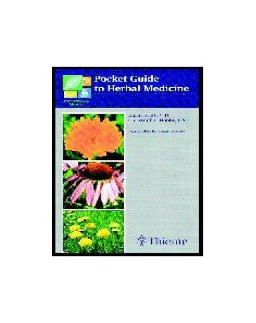 Pocket Guide to Herbal Medicine