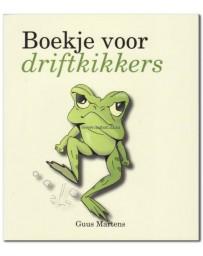Boekje voor driftkikkers