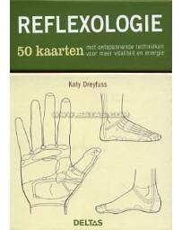Reflexologie - 50 Kaarten met ontspannende technieken voor meer vitaliteit en energie