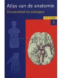 Atlas van de anatomie Deel 3 - Zenuwstelsel en zintuig