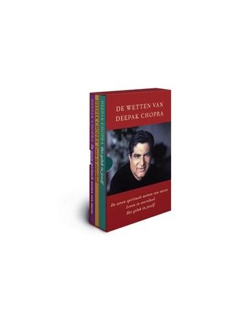 De wetten van Deepak Chopra Box (3 boeken)